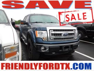 Used 2013 Ford F-150 XLT in Crosby, Texas