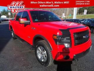 Used 2013 Ford F-150 FX4 in Pikeville, Kentucky
