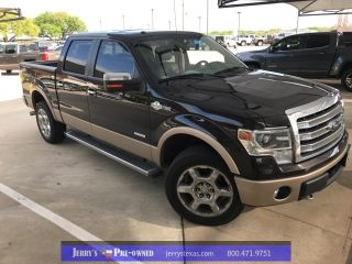 Used 2013 Ford F-150 King Ranch in Weatherford, Texas
