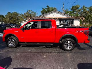 Used 2014 Ford F-150 XLT in Fort Myers, Florida