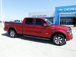 Used 2014 Ford F-150 FX4 in Richmond, Kentucky