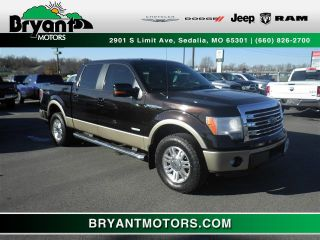 Used 2013 Ford F-150 in Butler, Missouri