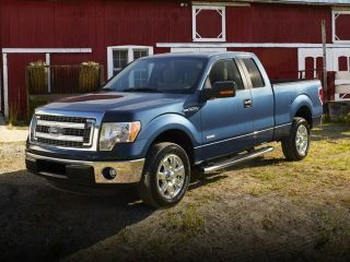 Used 2013 Ford F-150 XLT in Wilmington, North Carolina