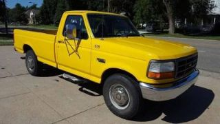 Used 1997 Ford F 250 Xl In Mcpherson Kansas