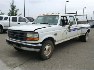Used 1996 Ford F-350 XL in Imlay City, Michigan