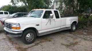 Used 1996 Ford F-350 XL in Quincy, Illinois