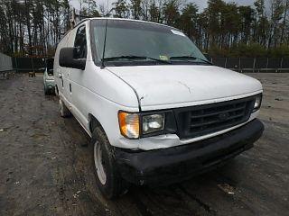 Ford Econoline E-250 2003