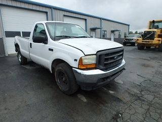 Ford F-250 2001