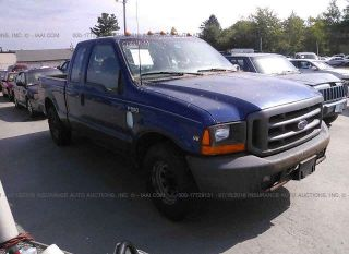 Ford F-250 1999