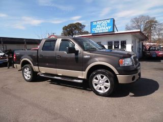 Used 2007 Ford F 150 Lariat In Norfolk Virginia