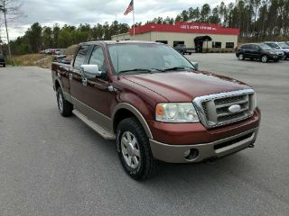 Ford F-150 King Ranch 2006