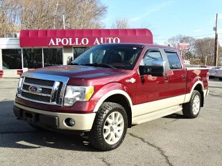 Used 2009 Ford F 150 King Ranch In Cumberland Rhode Island