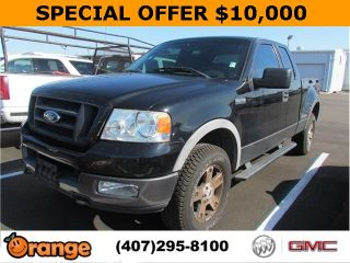 Ford F-150 FX4 2005