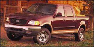 Ford F-150 Lariat 2001