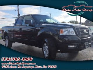 Used 2005 Ford F-150 STX in Cuyahoga Falls, Ohio