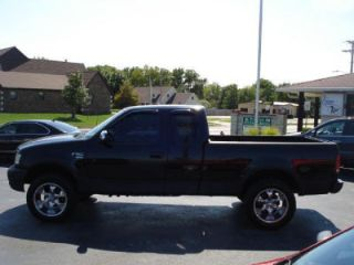 Used 2002 Ford F-150 XLT in Girard, Kansas