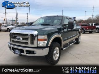 Used 2008 Ford F 250 Lariat In Springfield Illinois