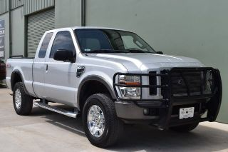 Ford F-250 FX4 2008