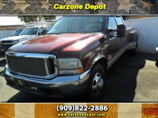 Used 2000 Ford F-350 Lariat in Fontana, California