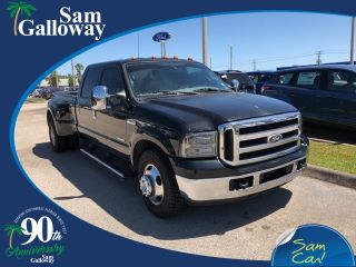Used 2007 Ford F-350 XLT in Fort Myers, Florida
