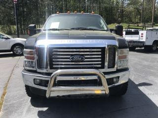 Ford F-350 King Ranch 2008