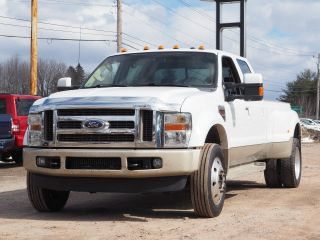 2010 Ford F-450 King Ranch