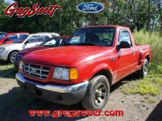 Ford Ranger XLT 2002