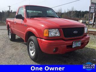 Ford Ranger Edge 2003