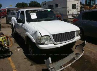 Ford Ranger Edge 2003