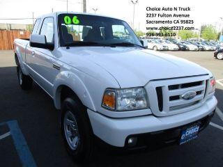 2006 Ford Ranger Sport
