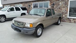 Ford Ranger XL 2003