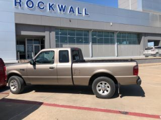 Used 2003 Ford Ranger XLT in Rockwall, Texas