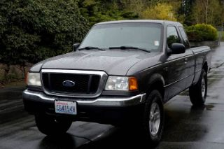 Ford Ranger XLT 2004