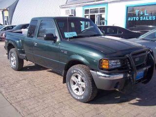 Used 2002 Ford Ranger XLT in Sioux Falls, South Dakota