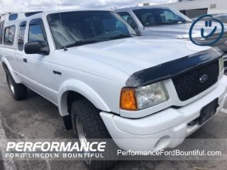 Ford Ranger Edge 2002