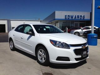 Used 2016 Chevrolet Malibu LS in Council Bluffs, Iowa