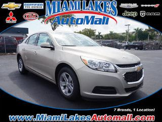 Used 2016 Chevrolet Malibu LT in Hialeah, Florida