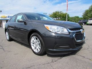 Used 2016 Chevrolet Malibu LT in Madison, North Carolina