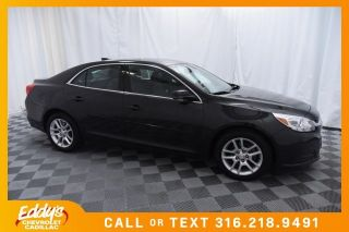 Used 2015 Chevrolet Malibu LT in Wichita, Kansas