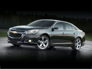 Chevrolet Malibu LT 2015