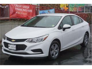 Chevrolet Cruze LS 2017