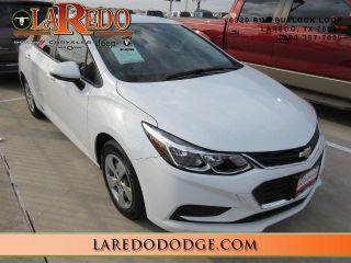 Chevrolet Cruze LS 2016