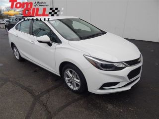 Used 2018 Chevrolet Cruze LT in Florence, Kentucky