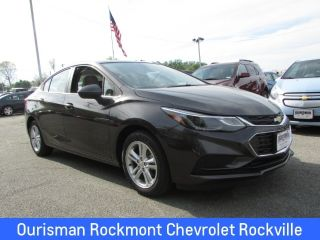 Used 2016 Chevrolet Cruze LT in Rockville, Maryland