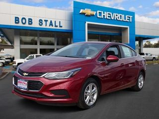 New 2018 Chevrolet Cruze LT in La Mesa, California