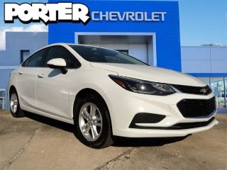 Used 2018 Chevrolet Cruze Lt In Newark Delaware