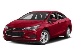 New 2018 Chevrolet Cruze LT in Florence, Kentucky