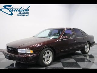 1995 Chevrolet Caprice Classic/Impala