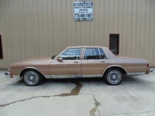 22+ 1990 Caprice Classic For Sale