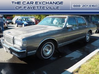 used 1990 chevrolet caprice classic in fayetteville north carolina used 1990 chevrolet caprice classic in fayetteville north carolina